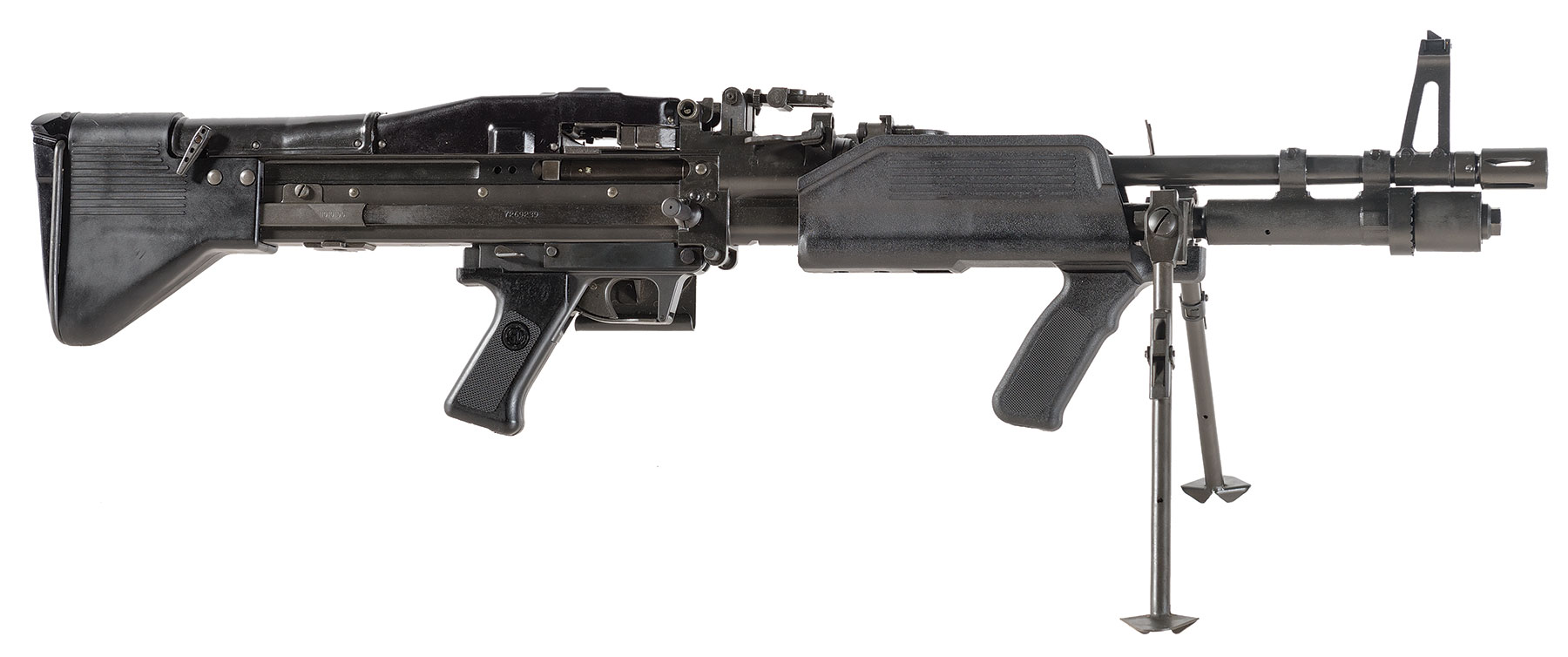 catco m60 belt fed machine gun fully transferrable