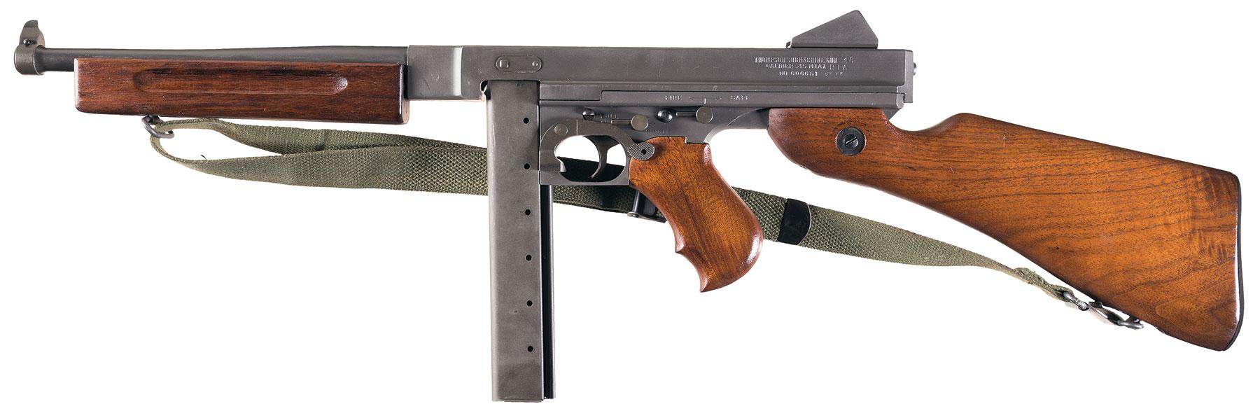 Auto Ordnance Corp - Thompson M1A1