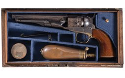 Colt Model 1862 Police Percussion Revolver