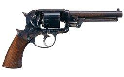 Civil War Era Starr Arms Co. Model 1858 Army Percussion Revolver