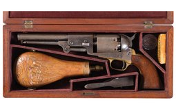 Colt Third Model 1848 Dragoon Revolver