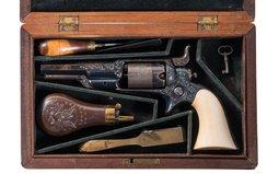 Colt Model 1855 Sidehammer Revolver