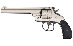 Smith & Wesson First Model .44 Double Action Revolver