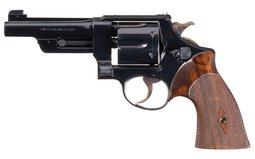 Gary Cooper Owned S&W .357 Registered Magnum Revolver