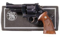357 Smith & Wesson Highway Patrolman Pre-Model 28 DA