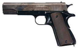 Swartz Safety Colt 1911 Government Model Pistol