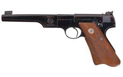 Colt First Series Woodsman Match Target Semi-Automatic Pistol