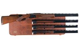 Factory Engraved Browning Grade I Citori Over/Under Skeet Shotgu