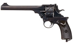 Webley-Fosbery Automatic Model 1903 Revolver