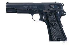 Radom Polish Eagle 1938 VIS-35 Pistol w/Ex. Mags, Holster