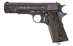 Post-WWII Norwegian Model 1914 Pistol