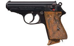 Walther Model PPK Party Leader Semi-Automatic Pistol