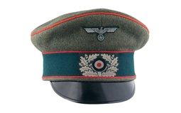 Nazi German Artillery Officer's