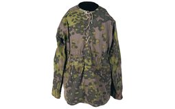 Waffen-SS '42 Smock Seen in Camouflage Uniforms of the Waffen-SS