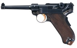 DWM 1900 Swiss Luger with 1910s Proofs and Kenyon Evaluation