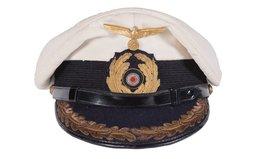 Kriegsmarines Officer's Convertible Summer Cap