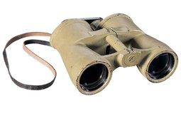 Zeizz U-Boat 8x Binoculars with 1944 Dated Rain Cover