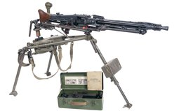 MG42 WWII German Fully Automatic Class III/NFA