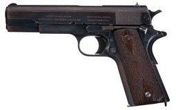 Very Ealry Colt - 1911 1st Year U.S. Navy Contract Pistol