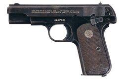 Identified U.S. General Officer's Colt 1908 w/Belt Rig
