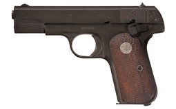U.S. Colt 1903 Pocket Hammerless Pistol
