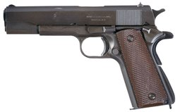 U.S. Ithaca Model 1911A1 Pistol with British Proofs