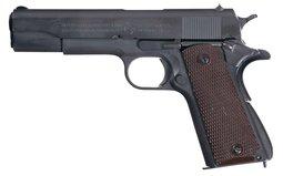 Excellent U.S. Colt 1911A1 Semi-Automatic Pistol