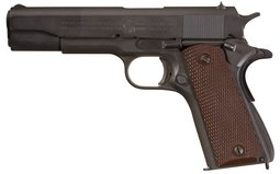Colt - Colt 1911A1 Pistol with Lend-Lease Stamps, Ex. Mags