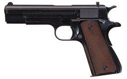 1931 Manufacture Colt Ace Pistol