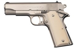 Robby Shipley Special Colt Combat Commander Series 70 Pistol