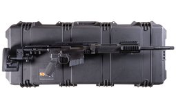 McMillan Alias Bolt Action Target Rifle with Case