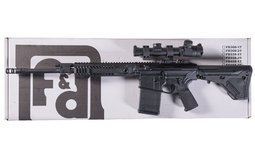F&D FD308-17 Semi-Automatic Rifle with Scope and Box