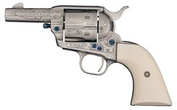 Colt Third Generation Sheriff's Model Dual Cylinder