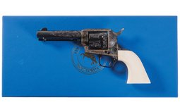 Colt 3rd Generation Single Action Army Revolver with Box