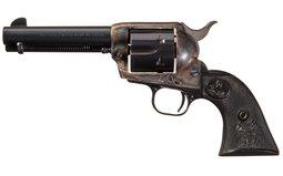 Third Generation Colt Single Action Army Revolver