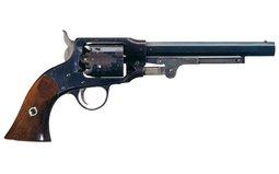 Civil War Era Rogers & Spencer Army Model Percussion Revolver