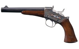 Very Fine Remington Model 1871 Army Rolling Block Pistol