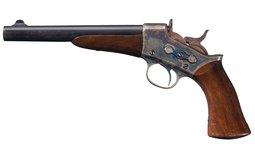 Remington Model 1871 Army Style Rolling Block Pistol