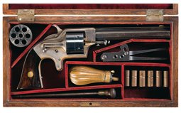 Plant Manufacturing Co. Army Model Revolver