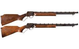 Lot of Two Rare Winchester Wingo