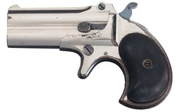 Remington Type II Over/Under Derringer with Holster