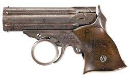 Scarce Remington Zig-Zag Derringer
