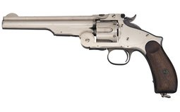 Smith & Wesson No. 3 Third Model Russian Revolver