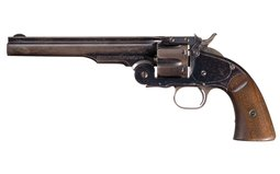 Smith & Wesson First Model Schofield Single Action Revolver