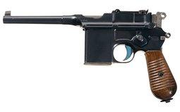 Mauser Model 712 (1932) Schnellfeuer Machine Pistol