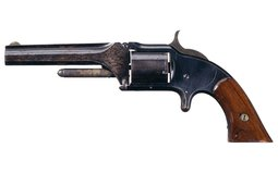 Smith & Wesson Model No. 1 1/12 First Issue Revolver