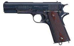 Exceptional U.S. Springfield Model 1911 Semi-Automatic Pistol