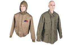 World War II U.S. Tanker Corps Uniform Grouping