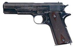 Scarce 1912-Made U.S. Navy Colt Model 1911 Pistol