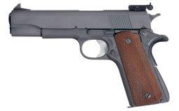 U.S. Colt Model 1911A1 National Match Semi-Automatic Pistol